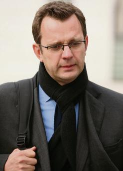 Andy Coulson. Photo: Oli Scarff