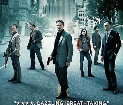 In 'Inception', characters entered other people's dreams