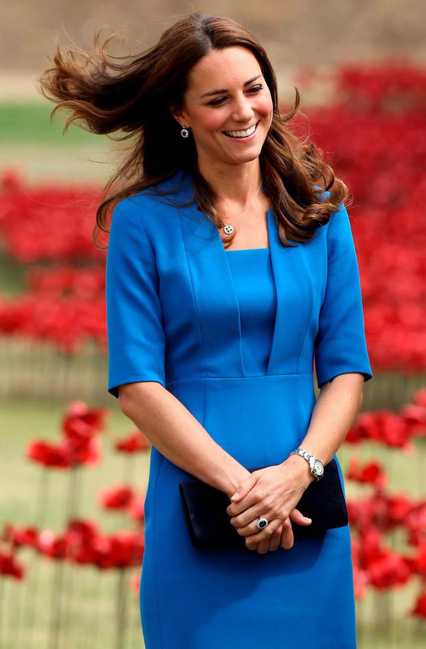 Kate Middleton: had to cancel first solo visit abroad