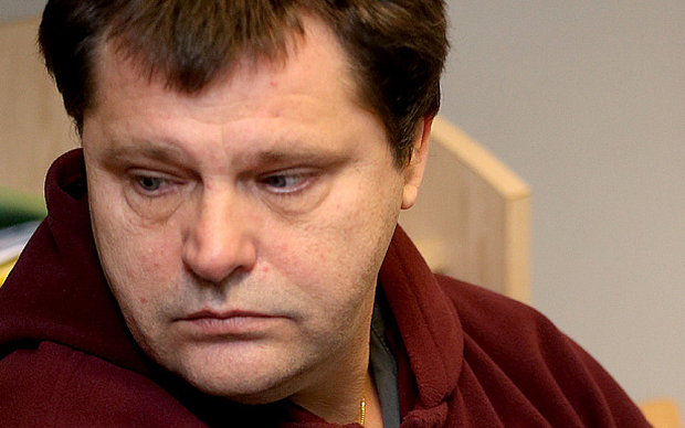 The rapist and murderer Frank Van Den Bleeken, who won the right to be voluntarily put to death in Belgium, will not be euthanised following a medical decision (Belga/PA)