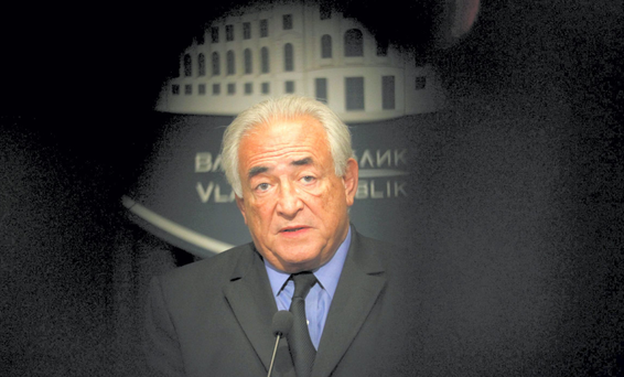 The testimony could strengthen Mr Strauss-Kahn's claims that he thought all the women taking part were, like him, libertines who loved free sex, despite at least one of the women insisting that he would have to be