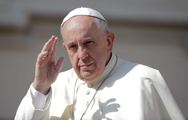 Pope Francis has warned time is running out to combat climate change and calls for decisive action