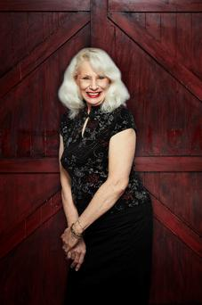 Angie Bowie, first wife of the late singer David Bowie, who left the Channel 5 reality TV programme 'Celebrity Big Brother' after 'being unwell for a few days' (PA)