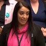 Labour MP Naz Shah apologises to the House of Commons