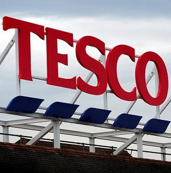 Tesco to remove its Irish food section in over 200 UK stores (Stock picture)