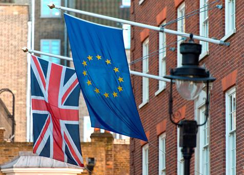 'The EU needs renewal and we need a strong UK on board as we grapple with the many global challenges facing us. In addressing those challenges, the EU collective voice is much stronger when the UK is part of the chorus' Photo: Ben Pruchnie/Getty Images