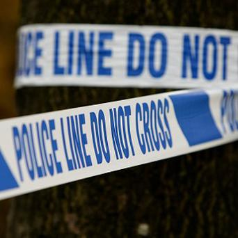 The six-month-old boy was taken to hospital but died a short time later