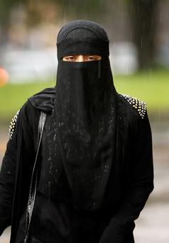 Germany has no restrictions on the wearing of the burqa. Photo: Christopher Furlong/Getty Images