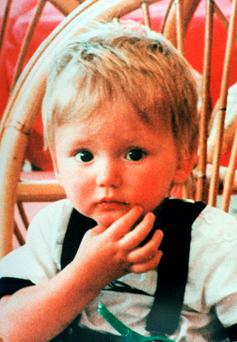 Ben Needham: vanished. Photo: PA