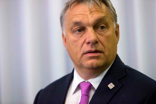 Hungarian Prime Minister Viktor Orban. Picture: Getty Images