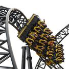 The Smiler ride reopened at Alton Towers Resort in Staffordshire Picture: PA