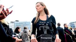 Anger: The 'Black Protests' against proposed abortion laws in Poland
