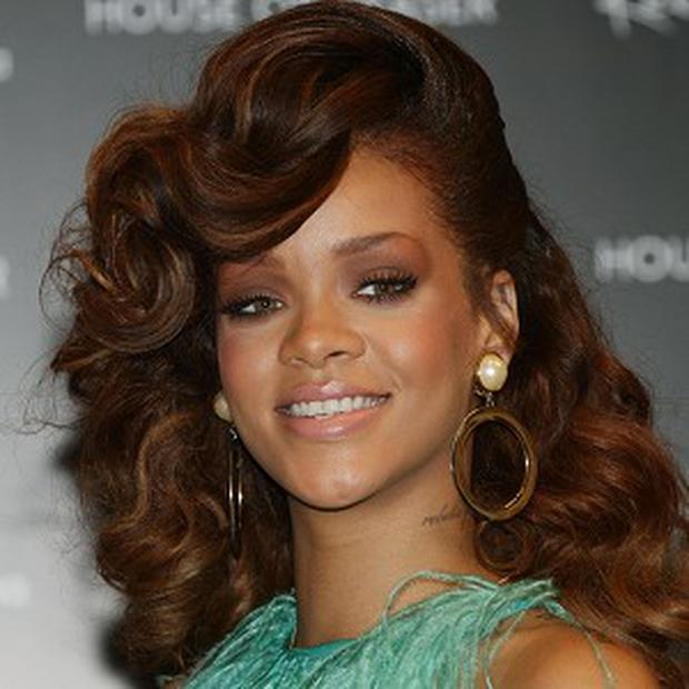 Rihanna is apparently not happy with the new romance