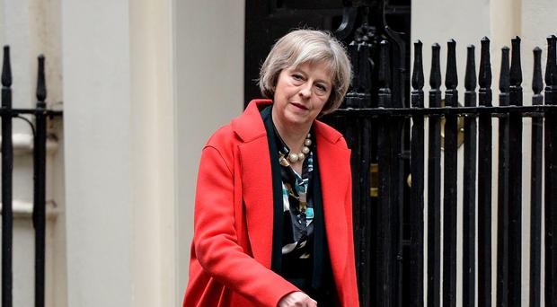 There have been calls for Teresa May's resignation