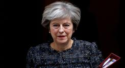 Theresa May. Photo: REUTERS
