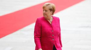 According to sources, Ms Merkel spoke to her executive committee of a