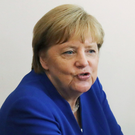 Struggling: German Chancellor Angela Merkel. Photo: Reuters
