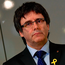 Catalonia's ousted leader Carles Puigdemont attends a press conference in Berlin. Photo: Getty Images