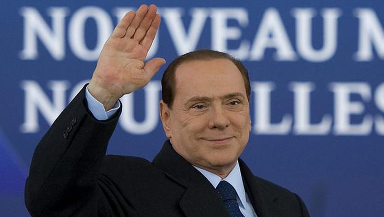 Italy's former PM Berlusconi in hospital with heart problems - doctor