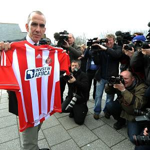 Paolo Di Canio refused to answer questions on his political views