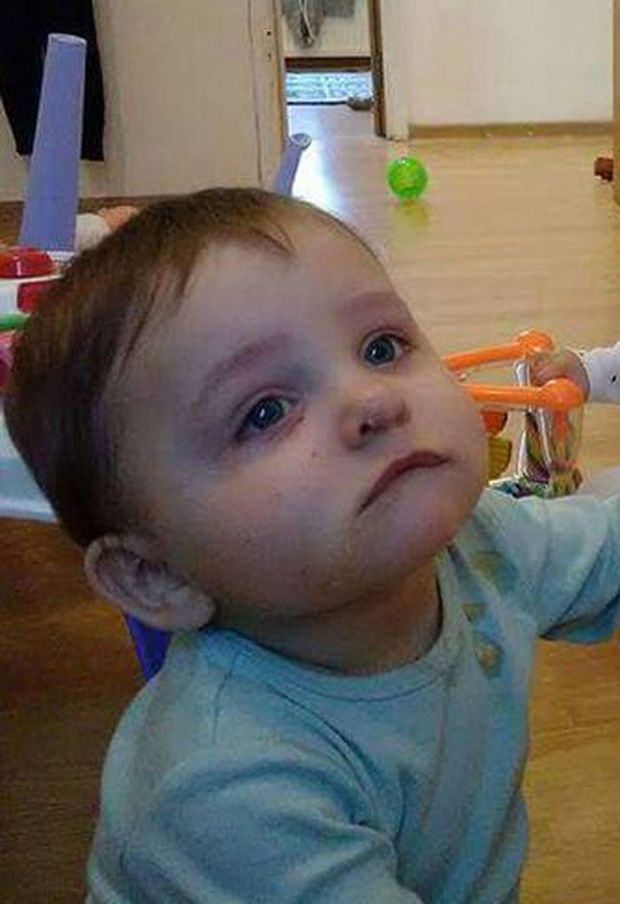 Gabriel (1) was killed at his home while a young girl remains in a critical condition