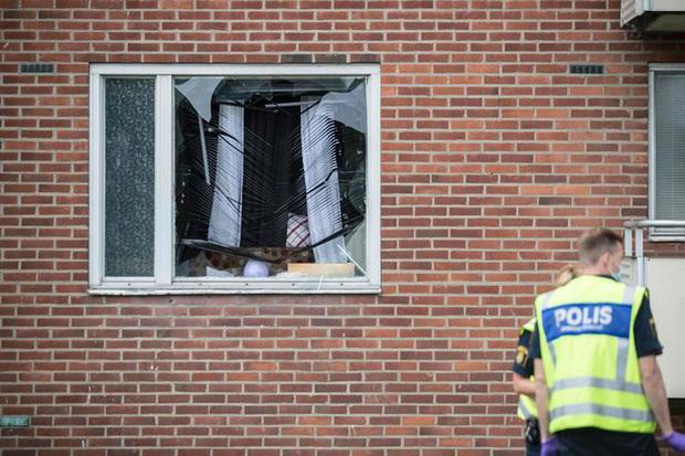 The apartment where the boy was killed. Photo:Getty Images
