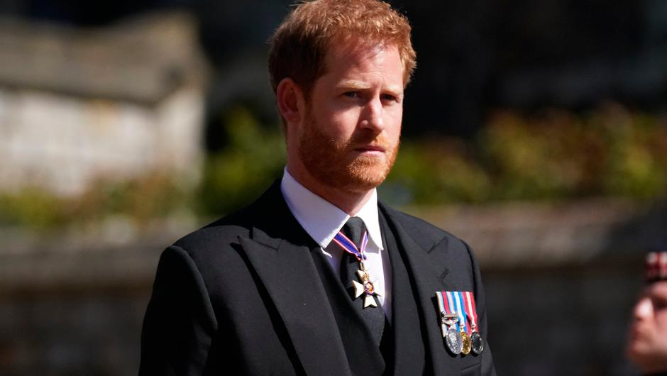 Prince Harry and Meghan's interview is said to have 'let down' Prince Charles. Photo: Victoria Jones