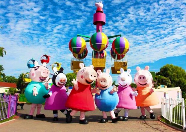 Traces Of Cocaine Found In Bathrooms At Popular Peppa Pig Theme Park