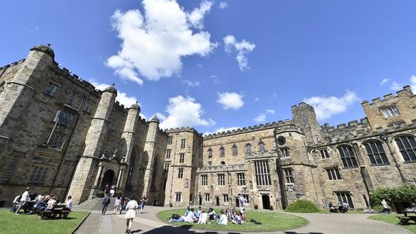 A Durham University student has died after falling from a building in Japan