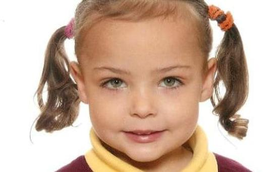 Poppy Widdison was only four years-old when she died Photo: PA