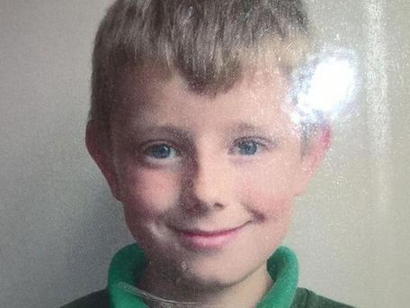 Josh Dinning had vanished by the time his mother and father went to wake him for school Photo: Police handout
