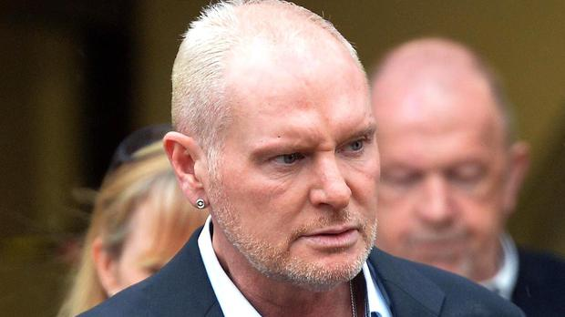 Former England footballer Paul Gascoigne charged with sexually assaulting woman on train