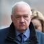 Accused: Former police chief David Duckenfield arrives at Preston Crown Court in England. Photo: Jon Super/MGO