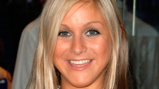 Nikki Grahame pictured in 2006. Picture: PA