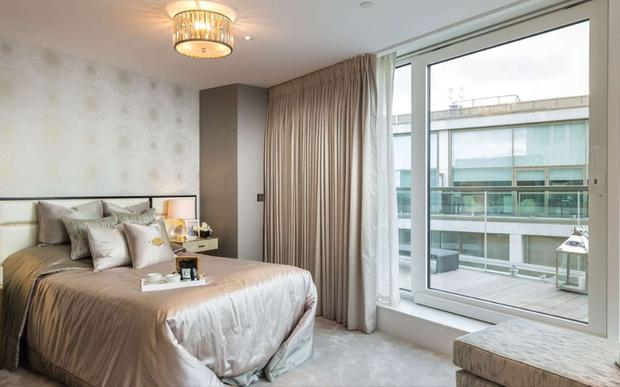 The Berkeley Group has confirmed flats in the building are in the process of being sold for former Grenfell residents Photo: Berkeley Group