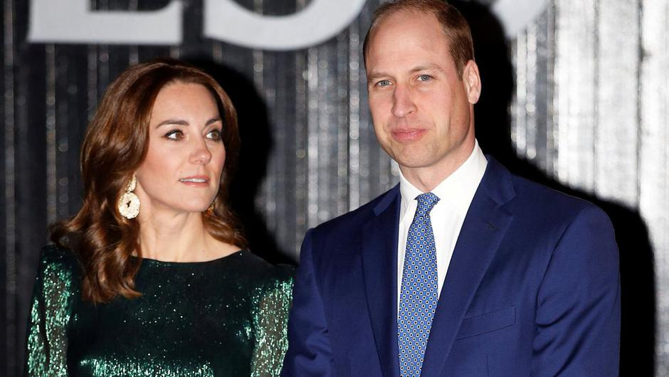 Britain's Prince William and his wife Catherine, Duchess of Cambridge, at the Guinness Storehouse in Dublin, Ireland, March 3, 2020. REUTERS/Phil Noble
