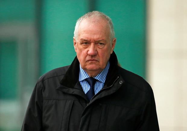 Former chief superintendent of South Yorkshire Police, David Duckenfield. Photo: Reuters