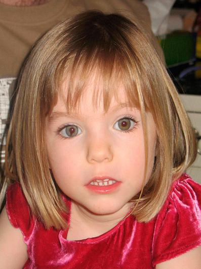 MISSING: One of the last pictures taken of toddler Madeleine McCann