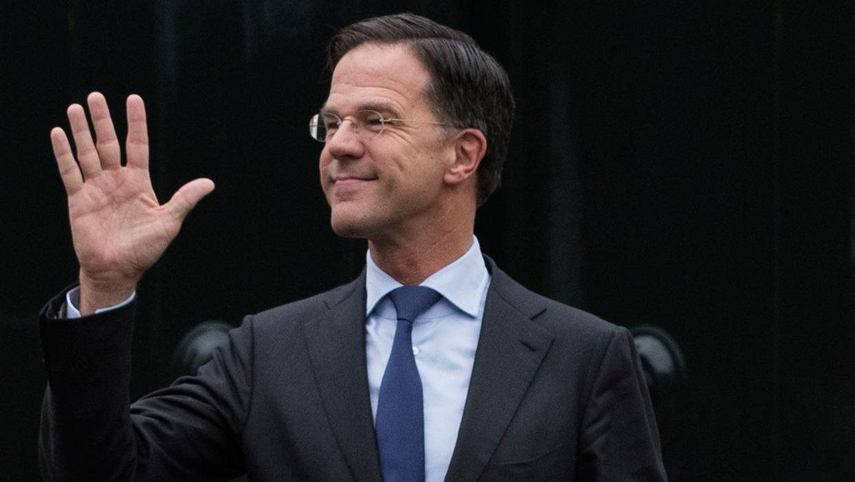 Dutch cabinet resigns over benefit fraud row – but ruling party still expected to win next election
