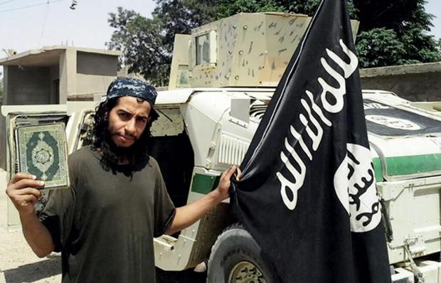 Belgian Abdelhamid Abaaoud, who has been identified by French authorities as the chief organiser of the Paris attacks