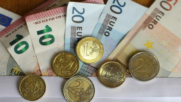 'Total Irish government expenditure in 1997 was €19bn. By 2010, with a more than tripling of money spent running the country and a bailout of the banks, Irish government expenditure was €103bn' (stock photo)
