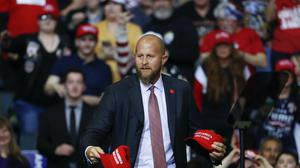 Brad Parscale has been replaced as Donald Trump's campaign manager (Paul Sancya/AP)