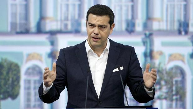 Greek Prime Minister Alexis Tsipras has presented a new financial proposal to EU leaders. (AP)