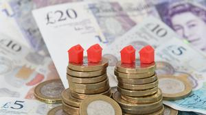 Repossessions of home owners' properties plunged in the second quarter of 2020 compared with the same period a year earlier, according to UK Finance (PA)