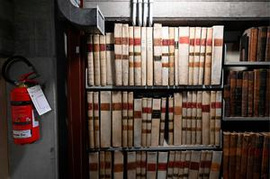Opened up: The Vatican Apostolic Secret Archive where the documents were kept. Photo: AFP via Getty Images