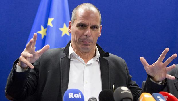 Greek finance minister Yanis Varoufakis has said the IMF payment will not be made today (AP)