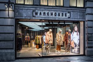 Warehouse and Oasis have managed to defy some of the problems hitting other retailers. (Oasis Warehouse Group / PA)