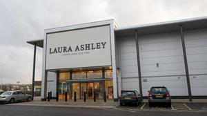 Laura Ashley is trying to unlock more money from Wells Fargo (Steve Parsons/PA)