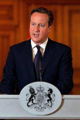David Cameron speaks about the murder of David Haines.