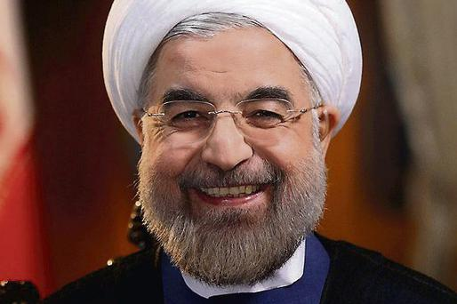 President Hassan Rouhani declined chance to acknowledge the Holocaust